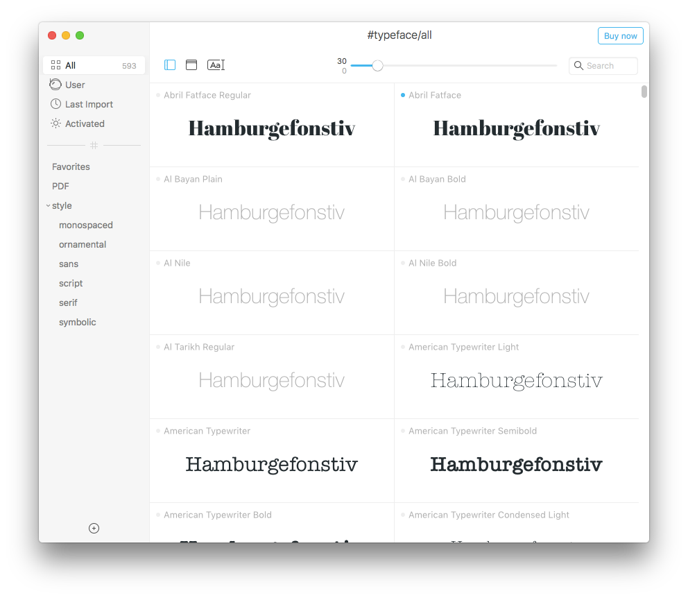 best free font manager for mac 2018