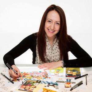 Illustrator Clare Elsom